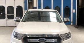Bán Ford Ranger 2.2L XLT 4x4 MT đời 2016, màu trắng, xe bán tại hãng có bảo hành giá 620 triệu tại Tp.HCM