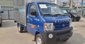 Xe tải nhỏ Dongben thùng kín 770kg, kích thước thùng dài 2.450, màu xanh giá 176 triệu tại Bình Dương