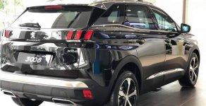 Bán Peugeot 3008 đời 2019, màu đen giá 1 tỷ 199 tr tại Hà Nội