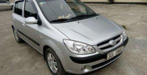 Bán Hyundai Click đời 2008, màu bạc, nhập khẩu nguyên chiếc giá 232 triệu tại Hà Nội