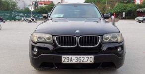 Bán BMW X3 2008, màu đen, xe nhập, số tự động  giá 580 triệu tại Hà Nội