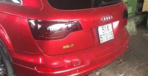 Bán xe Audi Q7 năm sản xuất 2008, màu đỏ, xe nhập, giá 680tr giá 680 triệu tại Tp.HCM