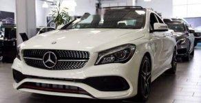 Bán Mercedes CLA250 4Matic năm 2018, màu trắng, nhập khẩu nguyên chiếc giá 1 tỷ 800 tr tại Tp.HCM