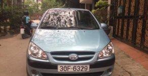 Bán xe Hyundai Getz 1.4 AT năm sản xuất 2007, nhập khẩu nguyên chiếc giá 236 triệu tại Hà Nội