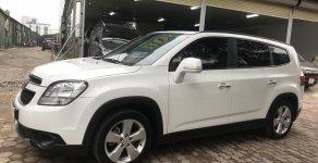 Cần bán Chevrolet Orlando LTZ 2017, đăng ký 2018 màu trắng giá 535 triệu tại Hà Nội