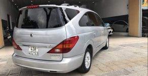 Bán Ssangyong Stavic sản xuất năm 2008, màu bạc, nhập khẩu nguyên chiếc Hàn Quốc giá 265 triệu tại Đà Nẵng