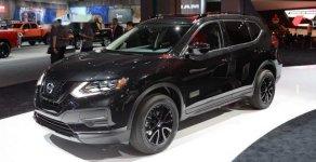Cần bán lại xe Nissan X trail sản xuất năm 2017, màu đen còn mới, giá chỉ 15 triệu giá 15 triệu tại Tp.HCM