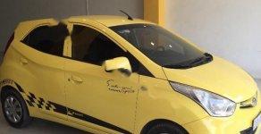 Cần bán gấp Hyundai Eon đời 2012, màu vàng, nhập khẩu, Đk lần đầu 2014 giá 210 triệu tại Hòa Bình