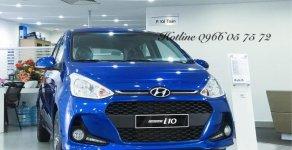 Bán Hyundai Grand i10 1.2 số tự động, đủ màu - xe giao ngay - hỗ trợ vay thủ tục đơn giản giá 395 triệu tại Tp.HCM