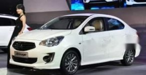 Bán Mitsubishi Attrage năm 2019, màu trắng, xe nhập   giá 376 triệu tại Đà Nẵng