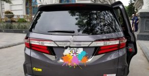 Bán Honda Odyssey năm sản xuất 2017, màu xám, nhập khẩu, đi hơn 1,1vạn giá 1 tỷ 699 tr tại Hà Nội
