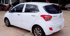 Bán lại xe Hyundai Grand i10 năm 2014, màu trắng, nhập khẩu nguyên chiếc chính chủ giá 280 triệu tại Đắk Lắk