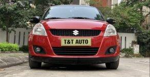 Bán gấp Suzuki Swift 1.4AT 2015, màu đỏ    giá 440 triệu tại Hà Nội