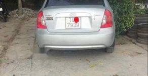Bán Hyundai Verna sản xuất năm 2010, màu bạc, xe nhập giá 580 triệu tại Tp.HCM
