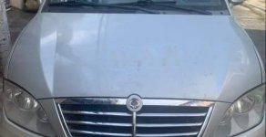 Cần bán Ssangyong Stavic đời 2008, màu bạc, nhập khẩu nguyên chiếc giá 250 triệu tại Tp.HCM