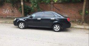 Bán Chevrolet Lacetti sản xuất năm 2012, màu đen, xe như mới giá 225 triệu tại Thanh Hóa