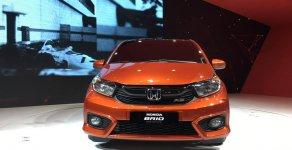 Honda Brio mẫu xe hót nhất 2019. Giao T5-6 giá tạm tính, chỉ cần 150Tr nhận xe giá 380 triệu tại Tp.HCM