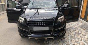 Bán Audi Q7 màu đen 2008 bản full nhé, ghế điện, cốp điện giá 735 triệu tại Tp.HCM
