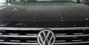 Bán ô tô Volkswagen Tiguan Allspace đời 2019, màu đen, nhập khẩu   giá 1 tỷ 729 tr tại Tp.HCM