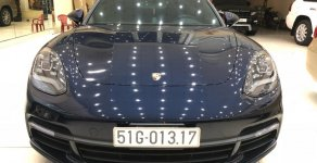 Bán Porsche Panamera 4S đời 2018, màu xanh lam, xe nhập, như mới giá 6 tỷ 800 tr tại Tp.HCM