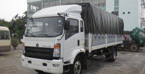 Bán xe tải 6 tấn, máy Howo Sinotruk, thùng dài 4m2 giá 379 triệu tại Hà Nội