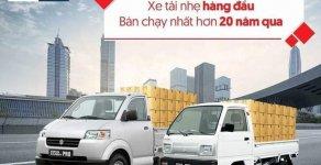 Bán Suzuki Super Carry Pro sản xuất năm 2018, màu trắng, xe nhập, giá 312tr giá 312 triệu tại Đồng Nai