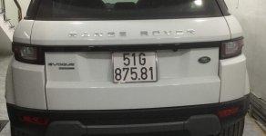 Bán LandRover Evoque đăng ký 2017, màu trắng xe nhập giá 2 tỷ 500 tr tại Tp.HCM