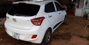 Bán xe Hyundai Grand i10 sản xuất 2016, màu trắng, xe nhập như mới giá 320 triệu tại Đắk Lắk
