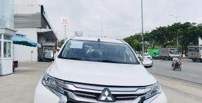 Bán Mitsubishi Pajero 4x4 Premium 2019, màu trắng, hỗ trợ 80%, liên hệ 0969 496 596 để nhận thêm ưu đãi giá 1 tỷ 250 tr tại Tp.HCM