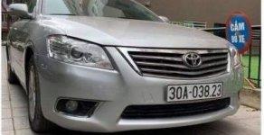 Bán Toyota Camry 2.0 năm 2011, màu bạc, nhập khẩu xe gia đình giá 570 triệu tại Hà Nội