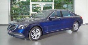 Bán xe Mercedes-Benz S450L, màu xanh, 1.800 km, 2% thuế trước bạ giá 4 tỷ 199 tr tại Tp.HCM