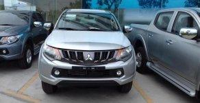Bán xe Mitsubishi Triton 4x2 AT 2.4L, màu bạc, xe nhập khẩu, liên hệ 0969 496 596 để hỗ trợ khuyến mãi tốt giá 586 triệu tại Tp.HCM
