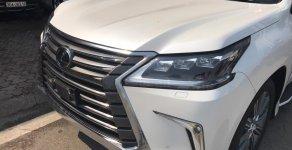 Bán ô tô Lexus LX 570 nhập Mỹ sản xuất năm 2016, màu trắng, nhập khẩu giá 7 tỷ 400 tr tại Hà Nội