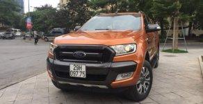 Bán xe Ford Ranger năm 2018, xe nhập, màu cam giá 875 triệu tại Hà Nội