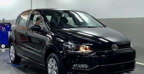 Bán Volkswagen Polo năm sản xuất 2019, màu đen, xe nhập, 599tr giá 599 triệu tại Tp.HCM