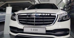 Cần bán xe Mercedes S450 sản xuất năm 2019, màu trắng giá 4 tỷ 249 tr tại Tp.HCM