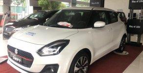 Bán Suzuki Swift đời 2019 màu trắng, xe nhập giá 549 triệu tại Lào Cai