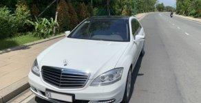 Cần bán Mercedes S400 Hybrid 2012 nhập khẩu màu trắng, nội thất kem giá 1 tỷ 468 tr tại Tp.HCM