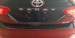 Bán Toyota Camry năm 2019, màu đen, nhập khẩu   giá 1 tỷ 25 tr tại Hà Nội