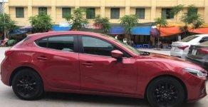 Bán Mazda 3 Facelift sản xuất 2017, màu đỏ chính chủ giá 660 triệu tại Hà Nội