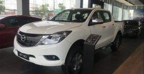 Bán Mazda BT 50 2019, màu trắng, nhập khẩu Thái giá 620 triệu tại Tp.HCM