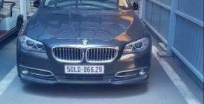 Bán BMW 5 Series 528i đời 2016, màu xám giá 1 tỷ 600 tr tại Tp.HCM