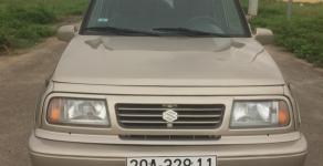 Bán Vitara 12/2005 chính chủ sơn zin 90%, xe rất mới không 1 lỗi nhỏ, máy gầm rất mới giá 185 triệu tại Thái Nguyên