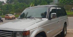 Bán Mitsubishi Pajero 2.4 năm 1991, màu bạc, xe nhập giá 68 triệu tại Vĩnh Phúc