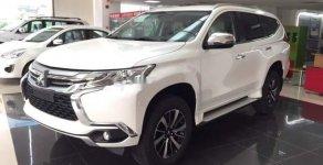 Bán ô tô Mitsubishi Pajero 4x2 AT sản xuất năm 2019, màu trắng, xe nhập giá 1 tỷ 160 tr tại Tp.HCM