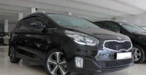 Bán xe Kia Rondo AT 2016, màu đen, máy dầu, giá chỉ 630 triệu giá 630 triệu tại Tp.HCM