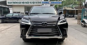 Cần bán xe Lexus LX 570 đời 2019, màu đen, nhập khẩu nguyên chiếc giá 9 tỷ 150 tr tại Hà Nội