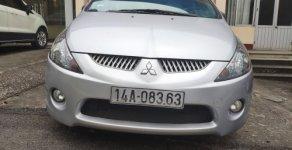 Chính chủ bán Mitsubishi Grandis 2.4 AT sản xuất 2005, màu bạc   giá 290 triệu tại Quảng Ninh
