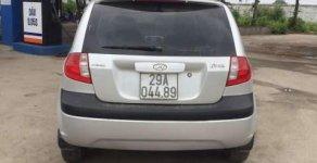 Bán gấp Hyundai Getz đời 2010, màu bạc, nhập khẩu   giá 220 triệu tại Hà Nội