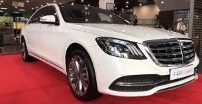 Bán ô tô Mercedes S450 Luxury sản xuất năm 2019, xe có sẵn giao ngay giá 4 tỷ 869 tr tại Tp.HCM